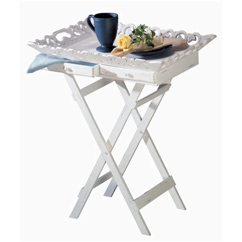 shabby chic tray table shabby chic tray table wholesale at koehler home decor