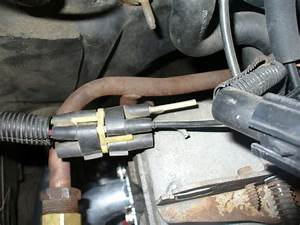 1990 Mustang Help Identify Broken Vacuum Line