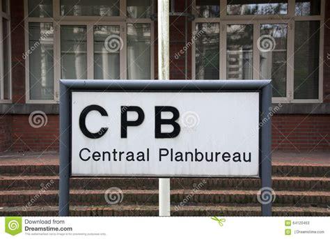 bureau of economic affairs the central planning bureau editorial stock photo image
