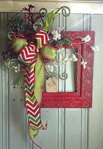mesh christmas wreaths 30 of the best diy christmas wreath ideas kitchen