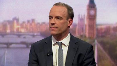 Dominic Raab: 'We need to support our prime minister ...