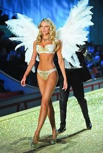 Candice Swanepoel Victoria's Secret Runway & Fashion Show ...