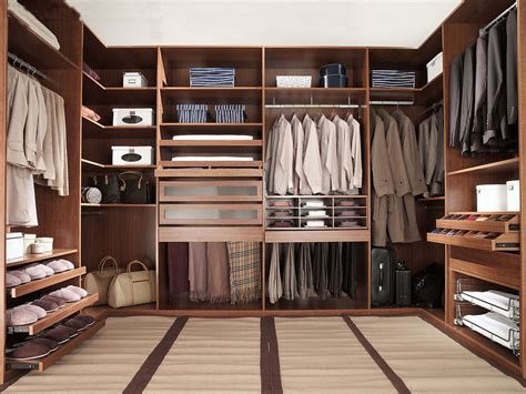 walk in closet for masculine closet design 1