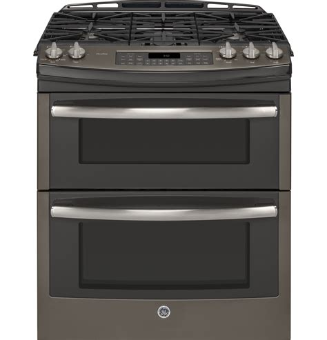 Oven Range Gas Range With Electric Double Oven