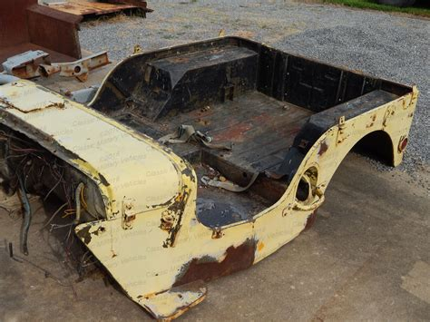 Willys Tub For Sale by Willys M38 Tub Sold Classic Vehicles