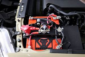 Genesis Offroad Toyota Tacoma Dual Battery Kit