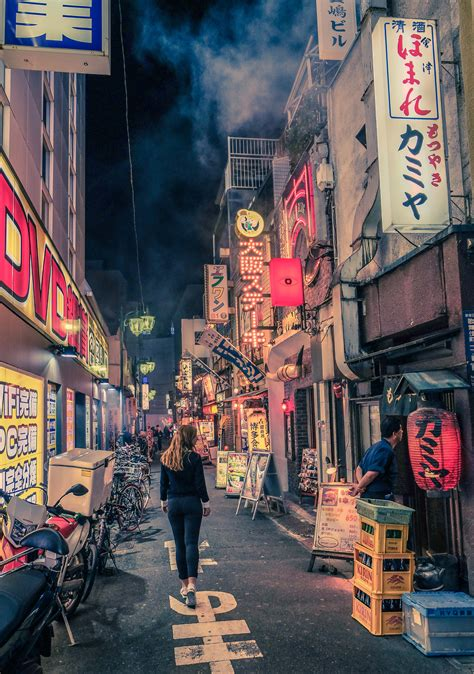 Memory Lane Tokyo (aka The Piss Alley) | You Could Travel