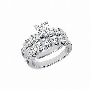 diamond bridal set on jeenjewels With diamond wedding rings on sale