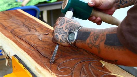 learning wood carving  woodworking