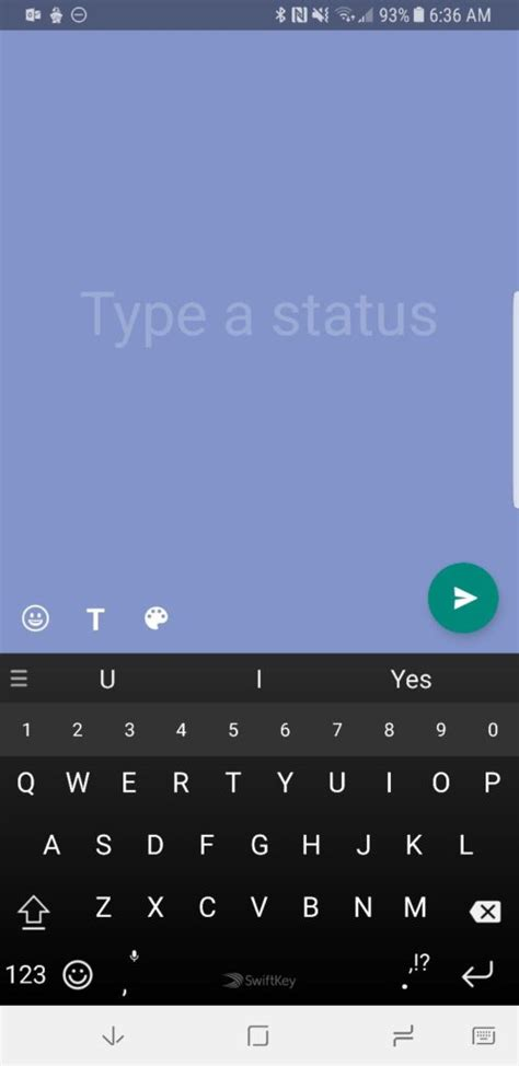 whatsapp for android adds text based status update and pip support in the update