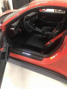 Porsche 991 Gt3 Rs Pdk Box Swapped For Manual
