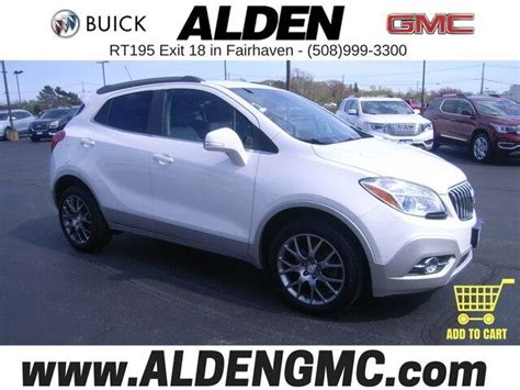 Alden Buick Fairhaven Ma by Fairhaven Pre Owned Vehicles For Sale