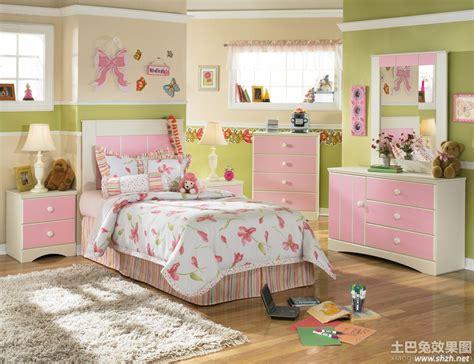 little girls bedrooms 女生儿童房室内装修设计 土巴兔装修效果图 12138