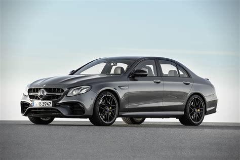 2018 Mercedes Benz Amg E63 S Sedan Hiconsumption