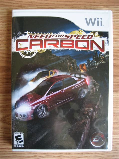 need for speed wii noboxtospeakof no box to speak of wii need for speed