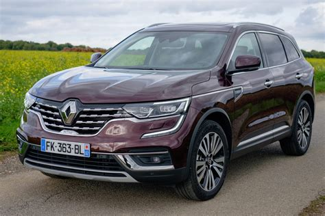 The renault koleos is a compact crossover suv which was first presented as a concept car at the geneva motor show in 2000, and then again in 2006 at the paris motor show, by the french manufacturer renault. Renault Koleos : peut-il encore séduire ? Notre essai ...