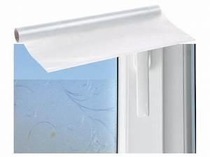 Sichtschutz Für Fensterscheiben : infactory glasfolie sichtschutz folie blumenranken ~ Articles-book.com Haus und Dekorationen