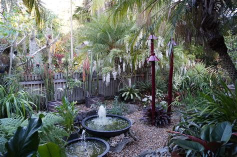 Garden Decoration Brisbane by Open Gardens In South East Queensland Brisbane By