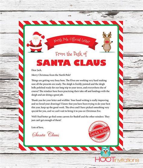 santa letters images  pinterest christmas