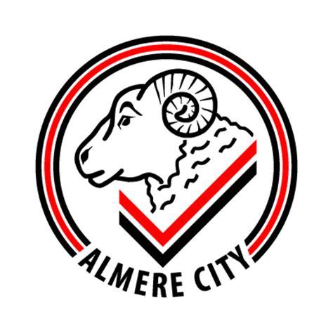 Almere City FC logo vector free download - Brandslogo.net