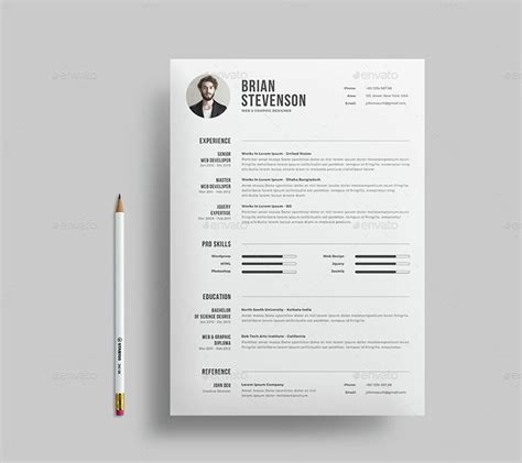 Clean Modern Resume Design by The 30 Best Resume Templates Of 2016 Web Graphic Design Bashooka