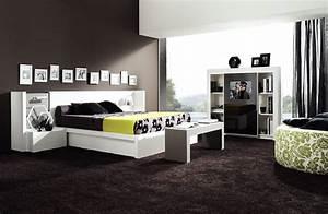 Dcoration Moderne De Chambre A Coucher