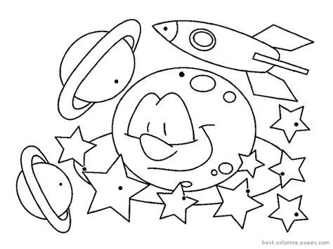 space coloring pages  print rkj