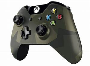 Xbox One Camouflage Controller And Headset Coming In
