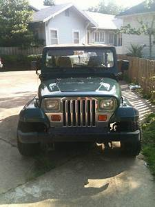 Sell Used 1993 Jeep Wrangler 5 Speed Manual 6cylinder In