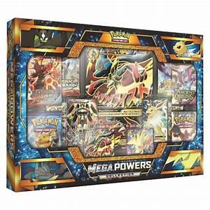 2017 Pokemon Trading Cards Mega Powers EX Box : Target
