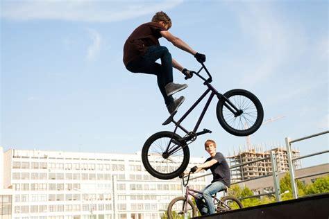 Bmx Racing Bikes Vs. Bmx Trick Bikes