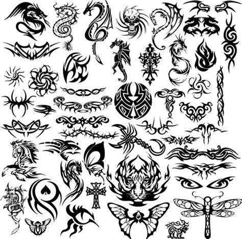 tribal vector graphics blog