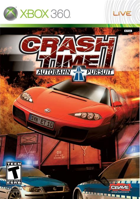 crash time xbox  game