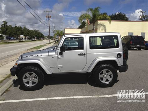 jeep rubicon silver grm review jeep wrangler rubicon grassroots motorsports