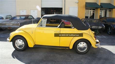volkswagen buggy yellow volkswagen beetle yellow convertible