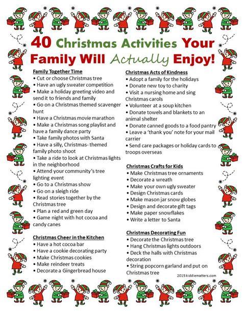best 25 christmas activities ideas on pinterest