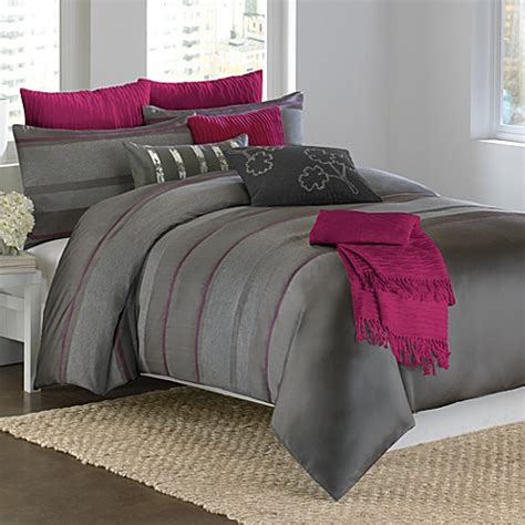 dkny 174 city pulse king comforter bed bath beyond