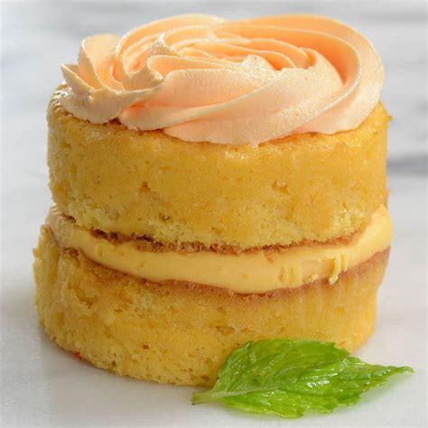 florida orange mini cake individual buy cakes