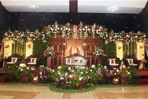 gambar dekorasi pernikahan harga  juta   ide planner