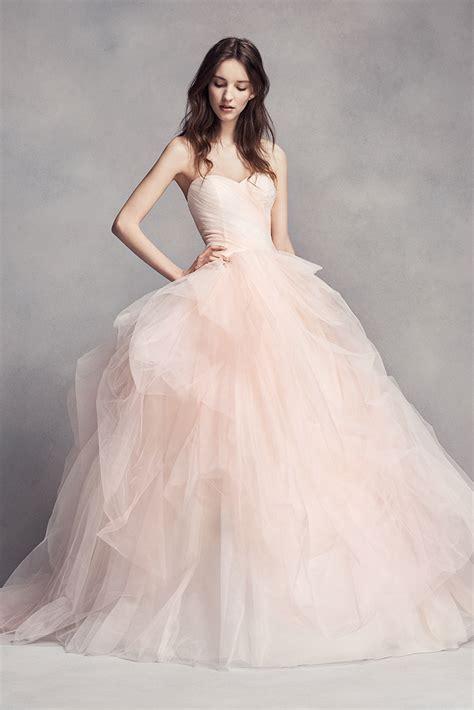 Rose Gold Wedding Trending Color Palette Inspiration