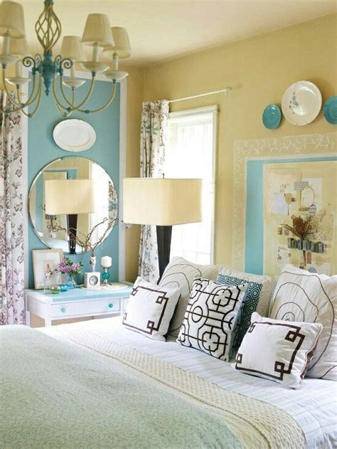 Blue And Yellow Bedroom  Not So Mellow Yellow Pinterest