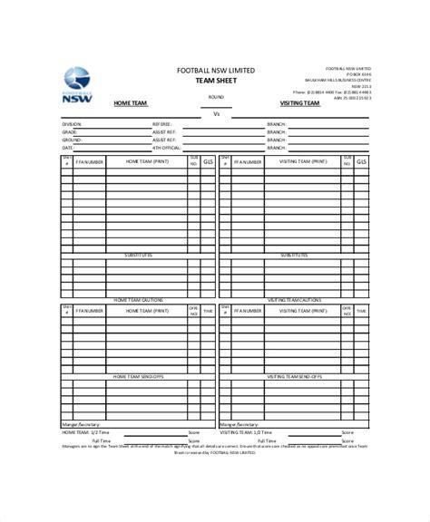 soccer scoreboard template   word  documents