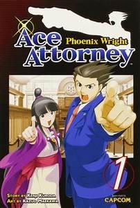 New Top Charts Phoenix Wright Ace Attorney Manga Anime Planet