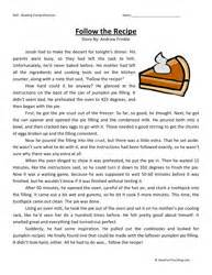 third grade reading comprehension activities fifth grade reading comprehension worksheet follow the recipe teaching
