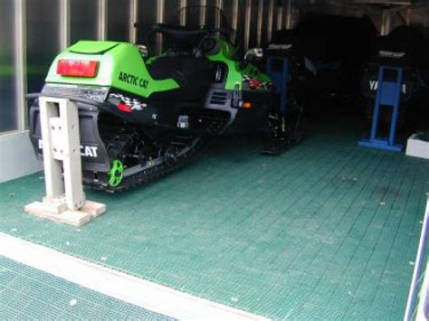 But don't take it from us; 8 Photos Snowmobile Trailer Floor Protection And Review ...