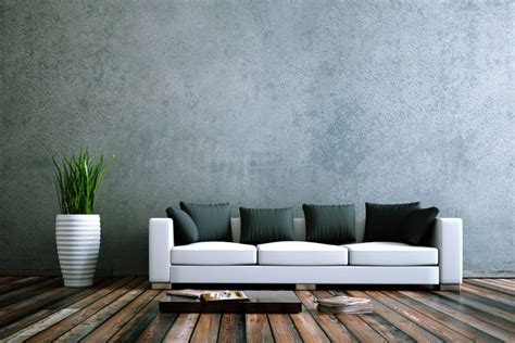 Wand Grau by Graue Wandfarbe Der Edle Trend An Der Wand Graue W 228 Nde