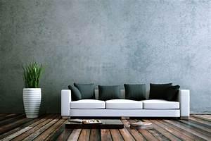 Graue Möbel Welche Wandfarbe : graue wandfarbe der edle trend an der wand graue w nde mit stil ~ Markanthonyermac.com Haus und Dekorationen