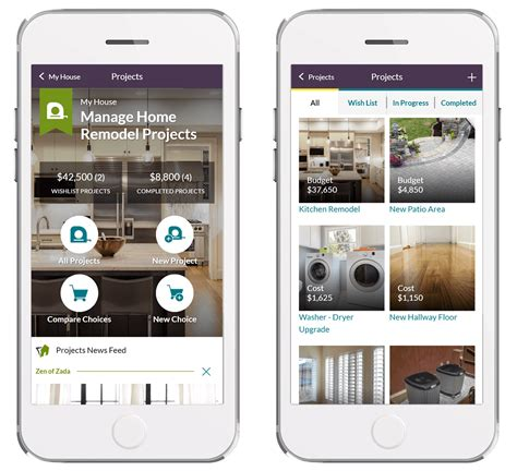 homezada launches    digital home management