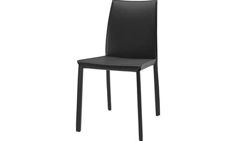 chaise de chaises de salle à manger chaise zarra boconcept