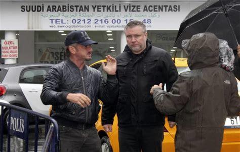 Sean Penn working on documentary on Saudi journalist Jamal ...